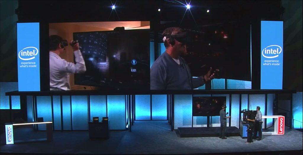 Intel & Lenovo VR küzdelme