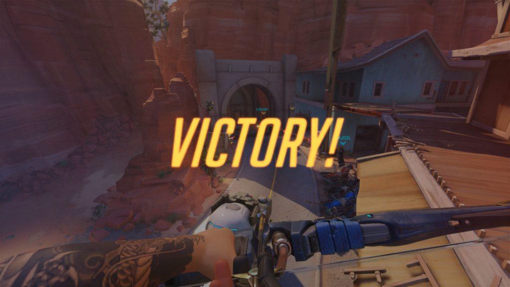 Overwatch - mi sem szebb egy győzelemnél