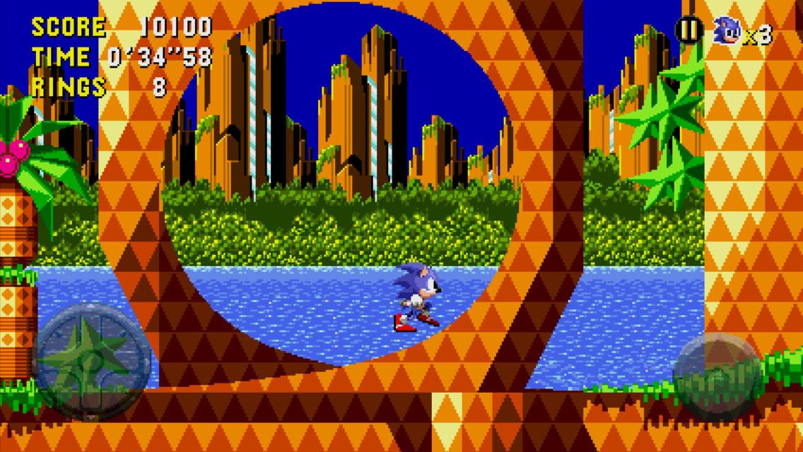 A hét ingyenes alkalmazása: Sonic CD