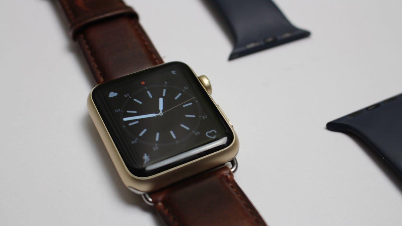 Bemutatjuk a Benuo bőr szíját Apple Watch-hoz - Tech2.hu 3ba1a615a5