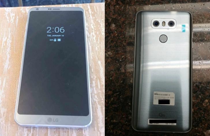 Ha eddig kételkedtél volna: dupla hátlapi kamera lesz az LG G6-ban