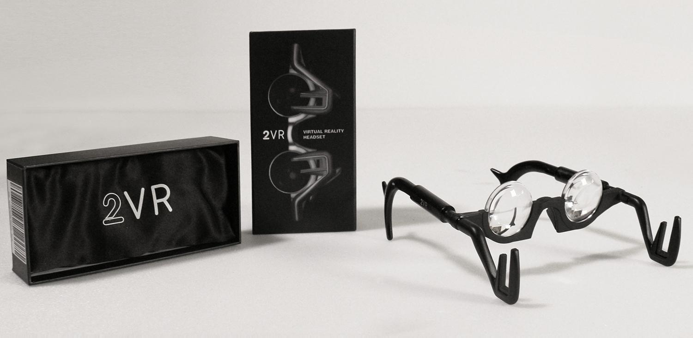 Végre itt az első zsebrevágható VR szemüveg Tech2.hu