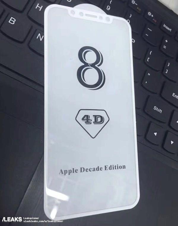 "iPhone 8 ""Decade Edition""?"