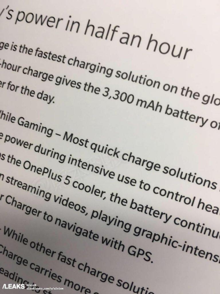 Tévében szerepelt a OnePlus 5