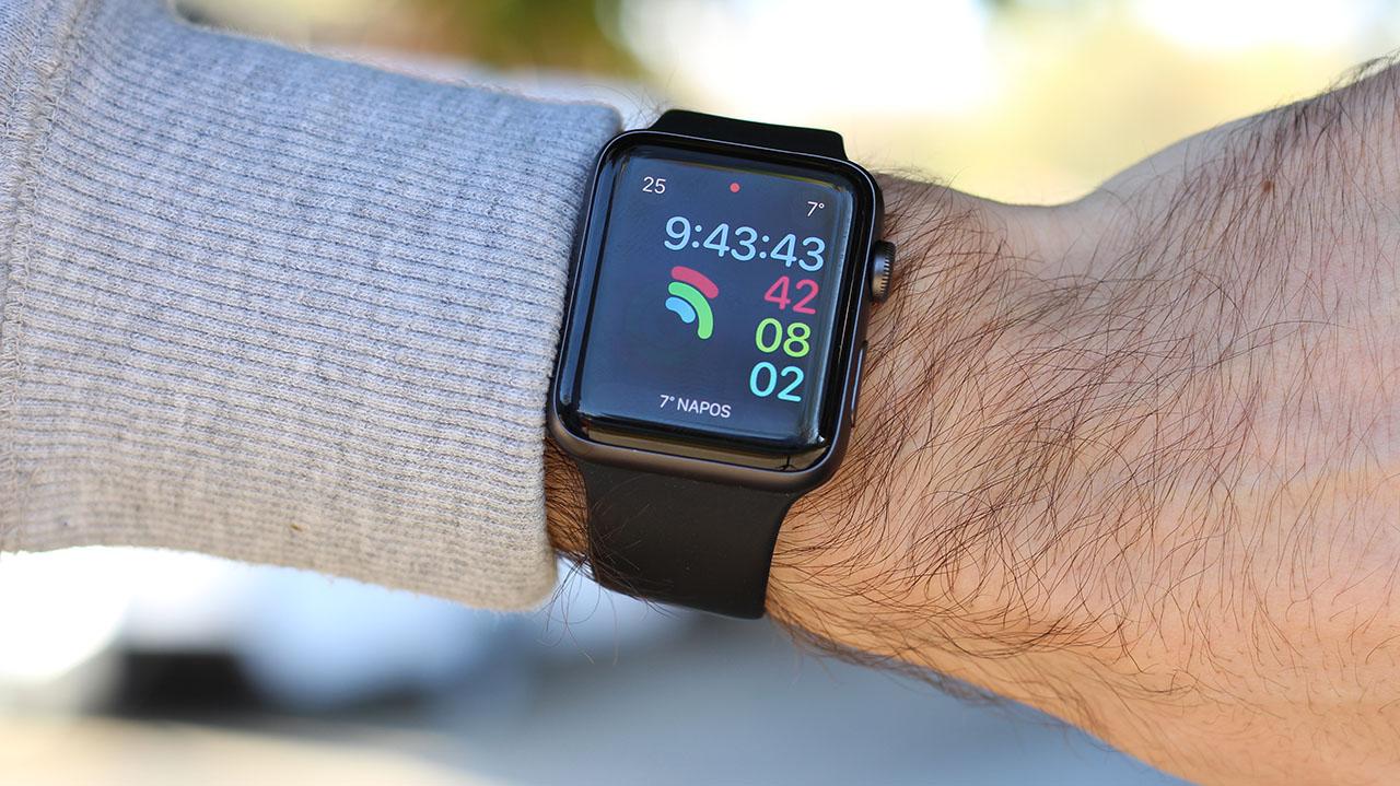 Apple Watch Series 3 teszt - picit lett csak jobb - Tech2.hu 20b64aea95