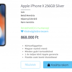 mobilcorner iPhone X