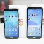 Huawei Y5 és Y6 2018 teszt (3)