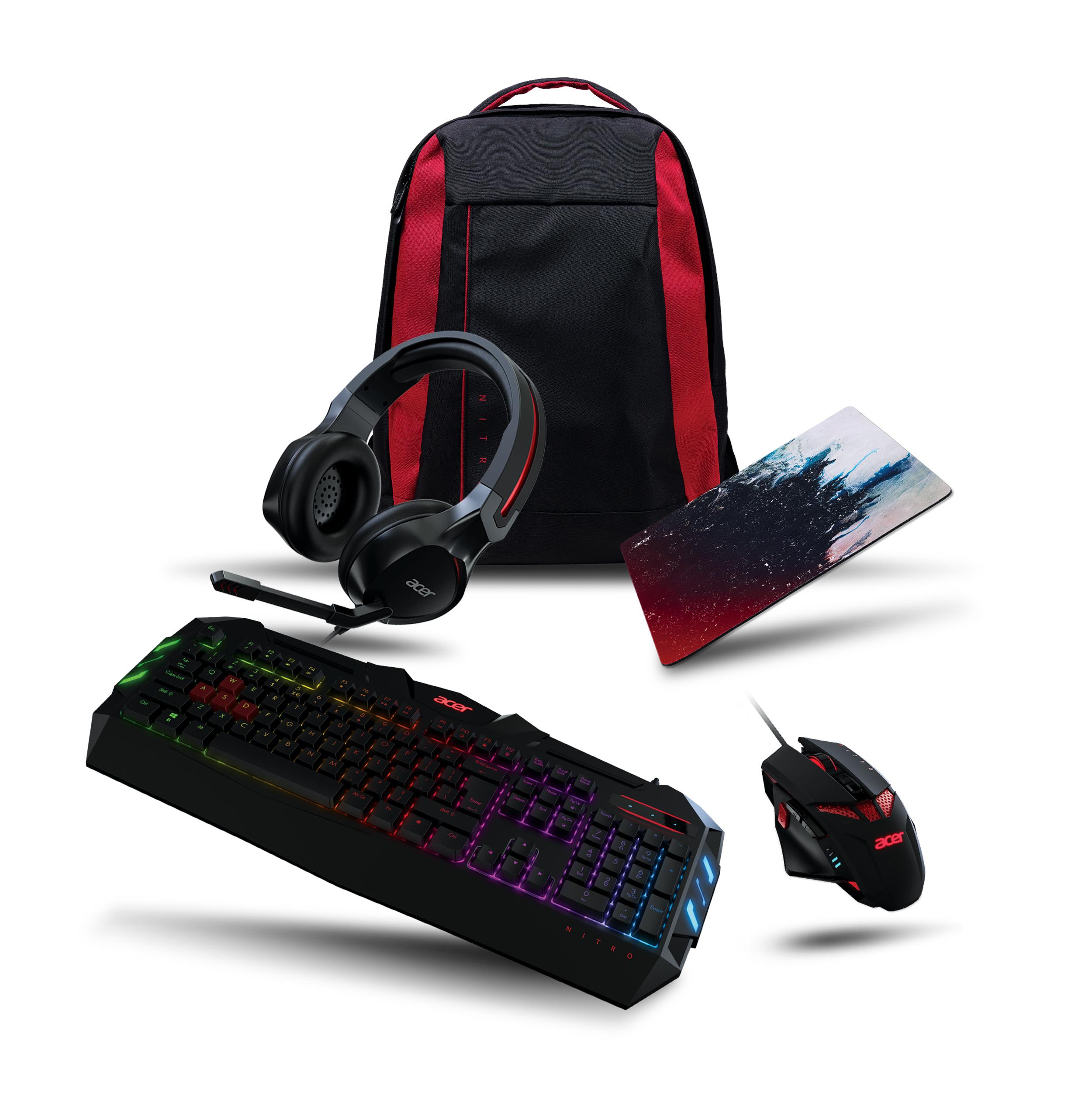 99eaced86c91 Az Acer gaming tartozékokat és kiegészítőket is leleplezett, íme a  felhozatal: