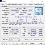 Acer Nitro 5 AN515 CPU-Z