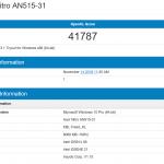 Acer Nitro 5 AN515 Geekbench (1)