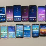 Samsung Galaxy 10 éve (1)