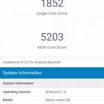 Meizu X8 szoftver _745