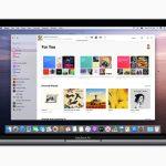 Apple Music macOS Catalina