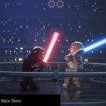 Lego Star Wars Darth Vader és Luke Skywalker