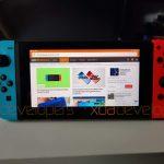 Android a Nintendo Switch-en /Fotó: XDA