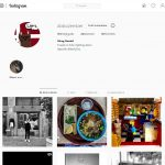 Facebook AI saját instagram profil 2