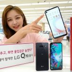 LG Q70 Korea