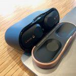Sony WF-1000XM3 a tokban