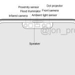 iPhone 12 notch tervrajz 2