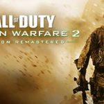 CoD MW2 Campaign Remastered címlapi kép