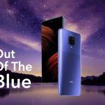 Poco M2 Pro kék színű