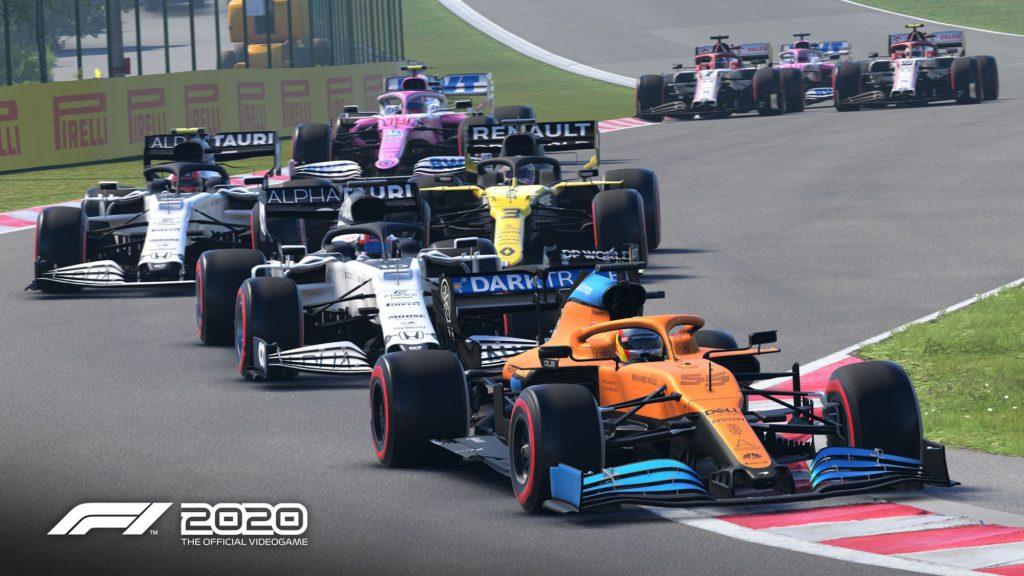F1 2020 teszt (PC) – Alkosd Te magad meg a bajnokcsapatot!