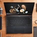 ASUS_ZenBook S UX393_Scenario photo_Edge to edge keyboard