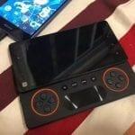 Sony Xperia Play 2 prototípus elölről