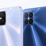 Huawei Nova 8 SE hátlapi kamerák