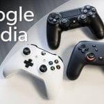 Google Stadia kontrollerek