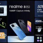 Realme 8 Pro technikai specifikációk