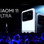 Xiaomi Mi 11 Ultra bemutató