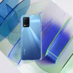 Realme 8 5G kék